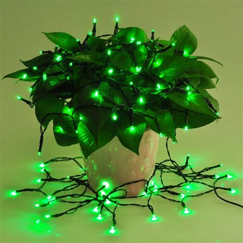solar tree lights outdoor 60 100 led solar power string light wedding