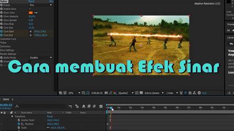 membuat video effect cara mudah membuat video effect youtube