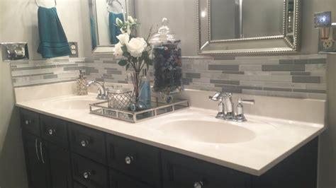 home design ideas master bathroom decorating ideas tour on a budget home decorating series