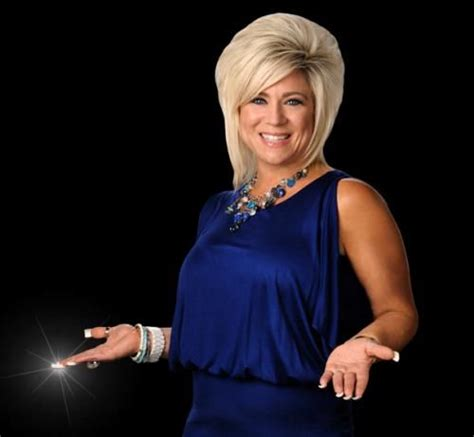 what is theresa caputos real hair color 26 best images about theresa caputo on pinterest