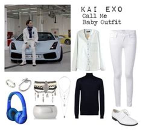T Shirt Call Me Baby Mv Exo Chen chen from exo m call me baby mv inspired by look http