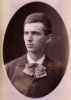 Nikola Tesla Parents Names Above Left Nikola Tesla S Milutin The Priest Of