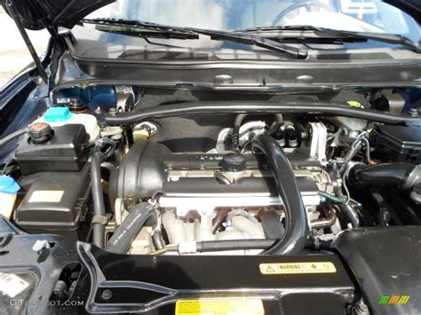 2004 volvo xc90 2 5t 2 5 liter turbocharged dohc 20 valve
