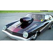 1974 Vega Drag Car  YouTube