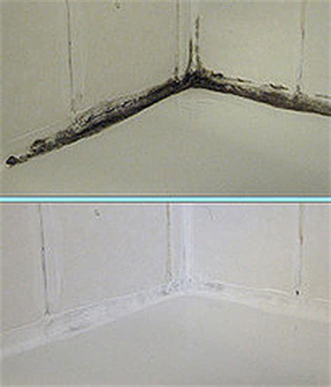 bathtub caulk mold diy shower and bathtub caulking raftertales home