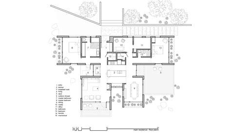 serin residency floor plan gallery of capitol reef desert dwelling imbue design 17