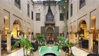 Courtyard Planning Concept the art of the moroccan riad metropolis