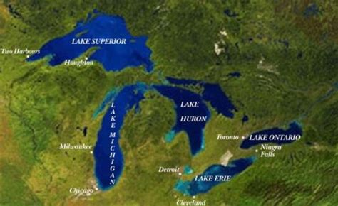 the great lakes world map great lakes map free printable maps