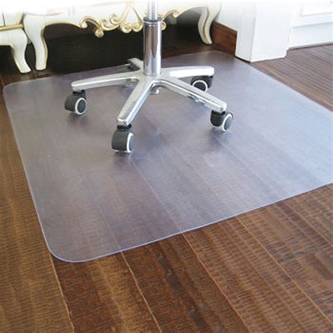 Floor Protector Mats For Chairs by Frosted Office Chair Mat Home Floor Protector