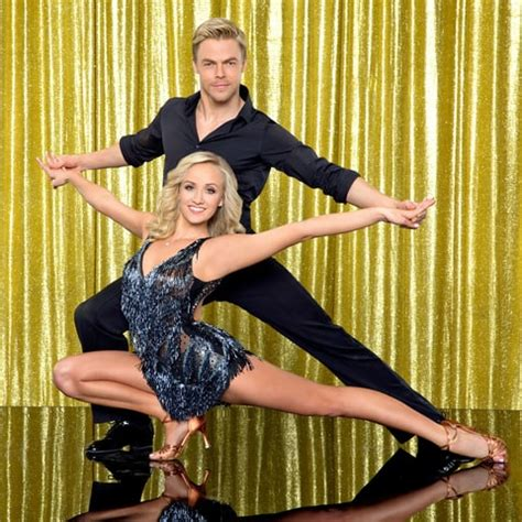 abc dancing with the stars cast and partners 2014 nastia liukin and derek hough dancing with the stars
