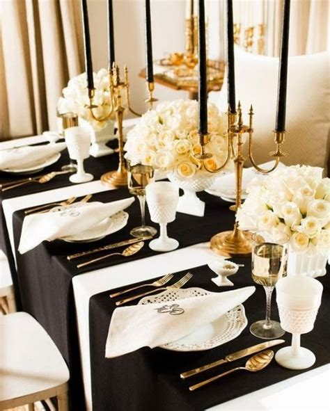 white decor black and white thanksgiving decor ideas