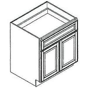 Kitchen Cabinets Assembly Required by 24 Quot Wide Base Cabinet Richmond Auburn Maple Kitchen