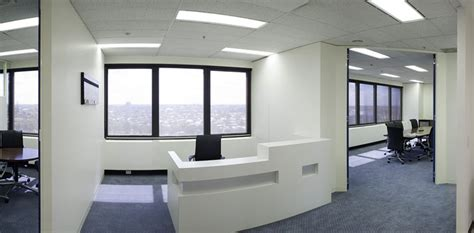 Office fitouts, reception areas & washrooms Melbourne