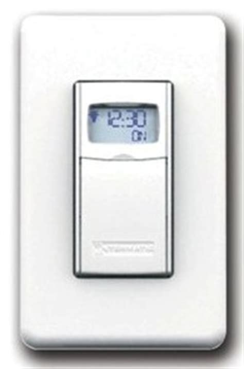 Intermatic Light Switch by Intermatic Ei400 In Wall Timer Switch Cool Tools