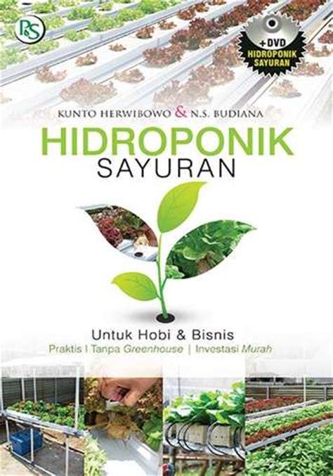 Paket Buku By Toko Trubus Id hidroponik sayuran toko buku buku laris
