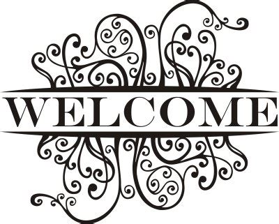 welcome back template welcome back sign template