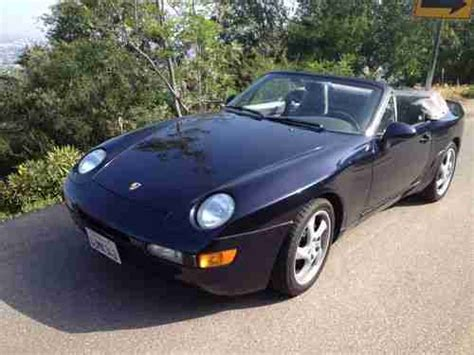 books on how cars work 1995 porsche 968 parking system sell used 1995 porsche 968 convertible last year of production in san diego california