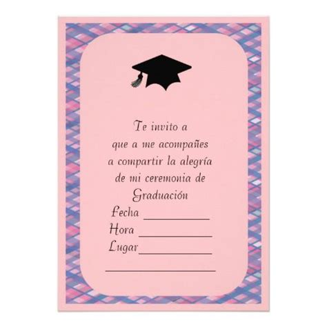 invitaciones graduacion preescolar invitaci 243 nes de graduaci 243 n de primaria para modificar e