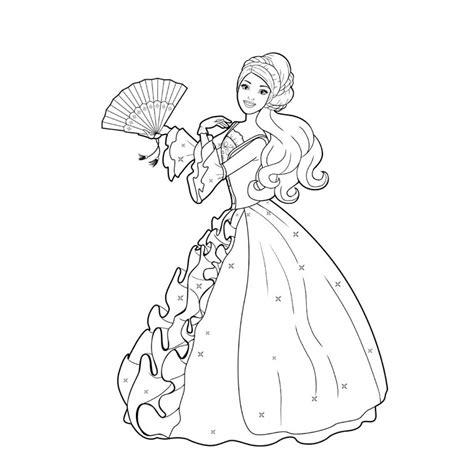 imprimer format dwg 20 dessins de coloriage barbie danseuse 224 imprimer