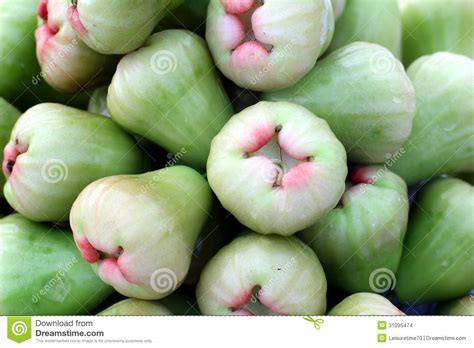 apple thailand rose apple stock images image 31095474