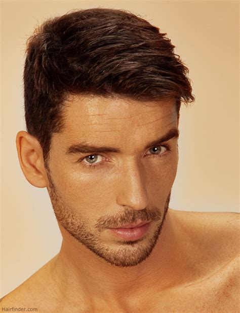 easy to maintain short hairstyles for black hair fran 231 ois truffaut look for men who want an easy to care