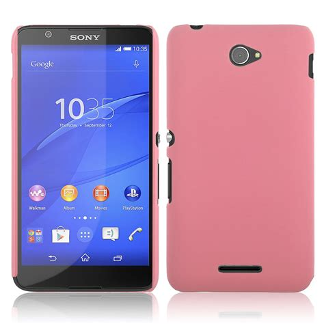 Back Cover Tutup Belakang Sony Xperia E for sony xperia e4 e4 dual frosted matte plastic