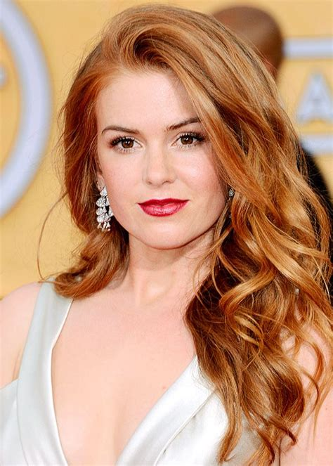 actress with long red hair the 7 reigning hottest redheads in hollywood page 7