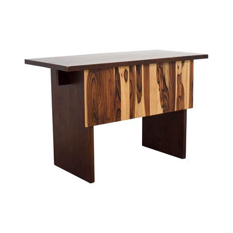 Hardwood Office Desk 54 Custom Hardwood Mango And Snokeling Wood Desk Tables