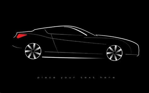 T Shaped Auto Logo by Concept Car Shapes Vectors