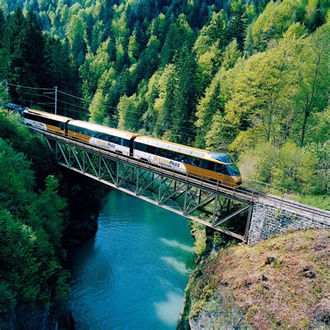 14 of the most scenic rail routes in all of europe