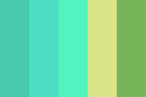 beachy colors beachy things color palette