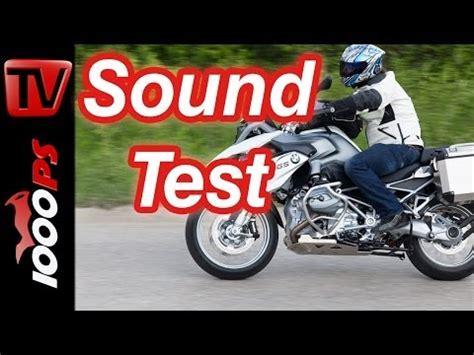 Leistungstuning Motorrad by Video Bmw R 1200 Gs 2014 Leistungstuning Akrapovič