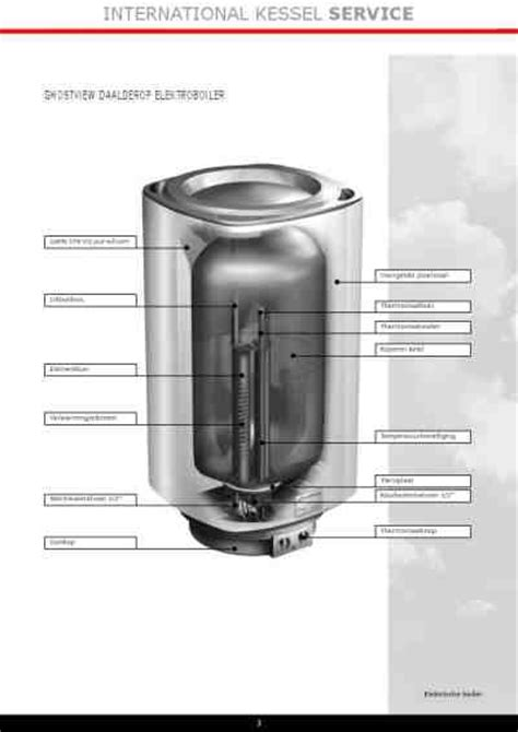 Water Heater Daalderop daalderop mono plus water heater boiler manual