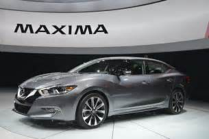 maximum on a new car in defense of the 2016 nissan maxima and other large