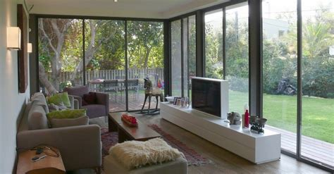 What To Put In A Sunroom does it look ok to put a tv in a sunroom