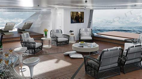 yacht di lusso interni interni lusso per yacht modellazione 3d texturizzazione e