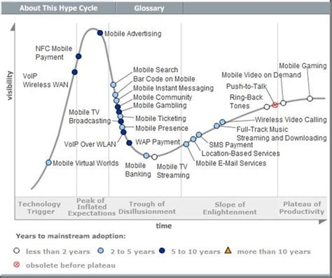 Lu Hid Mobil Gartner gartner hype cycle for mobile platforms architects rule