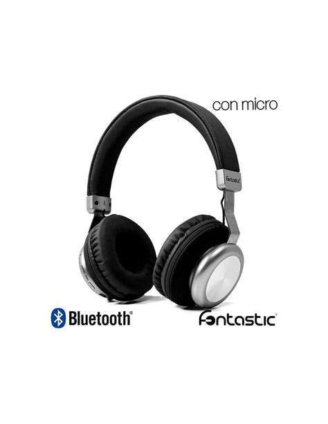 Auriculares Bluetooth estéreo cascos Splend BaXx On-Ear