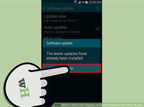 how to update android os 3 ways to manually upgrade an android device operating system