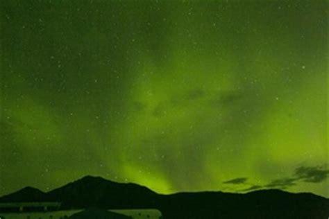 northern lights in alaska in august alaska and canada
