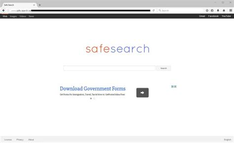 safesearch net virus guide to remove safesearch net redirect virus remove safe search net redirect virus removal guide