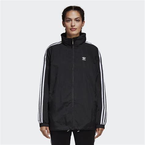 Jaket Adidas Balck Bt70 adidas stadium jacket black adidas uk