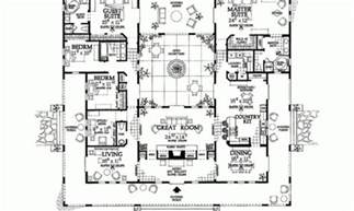 Hacienda Style Floor Plans 22 artistic spanish hacienda floor plans house plans 53012
