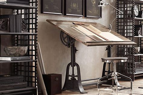 industrial desks youll    home office