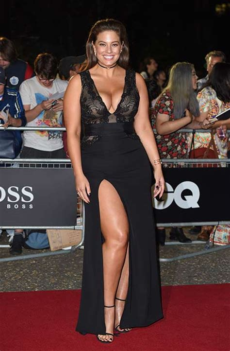 Bella Hadid and Ashley Graham wow on GQ Awards red carpet
