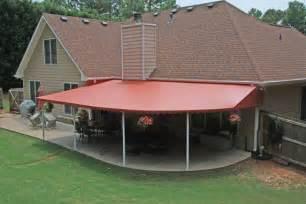 residential fabric awnings atlanta american awning