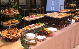bridal shower brunch buffet island island caterer brunch buffet