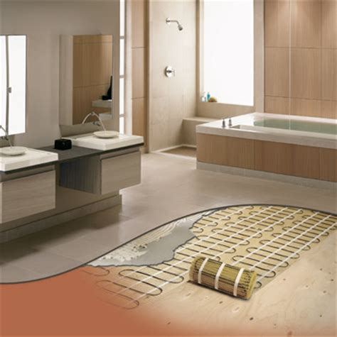 heated tiles in bathroom ciot habitat heated floors momento heated floor