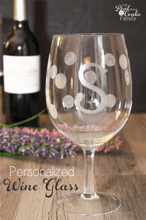 personalized gifts ideas personalized gifts make gorgeous wine glasses