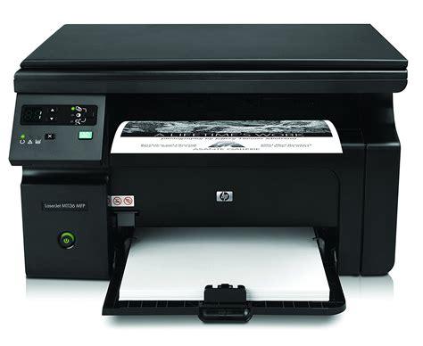 Printer Jet Laser hp laserjet m1136 pro multifuction monochrome printer black
